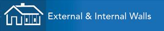 External & Internal Walls