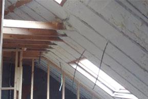 dormer insulation