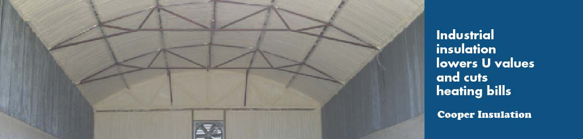 farm shed insulation